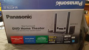 Panasonic DVD home theater system for Sale in Fresno, CA