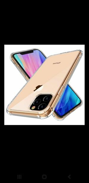 Iphone Clear Case Shockproof High Quality 11 pro max, 11 pro, iphone 11, iphone7/8 iphone XR, XS Max, X/XS for Sale in Columbus, OH