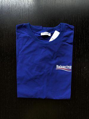 Blue balenciaga t shirt for Sale in Miami, FL