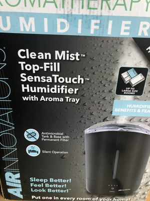 Air Innovations Ultrasonic 1.3 Gallon Top Fill Humidifier with Aroma Tray for Sale in Pompano Beach, FL