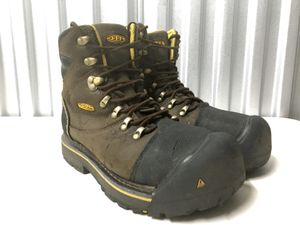 Keen Safety Steel Toe Work Boots Sz 8.5 for Sale in Napa, CA