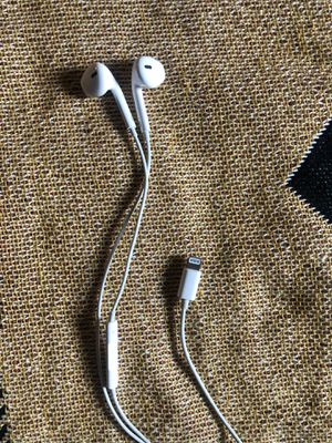 Apple Headphones lighting port for Sale in Santa Ana, CA