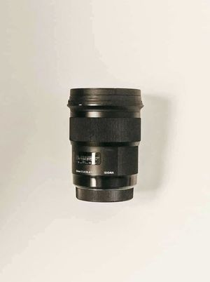 Sigma Art 50mm 1.4 Lens for Canon for Sale in Sandy, UT