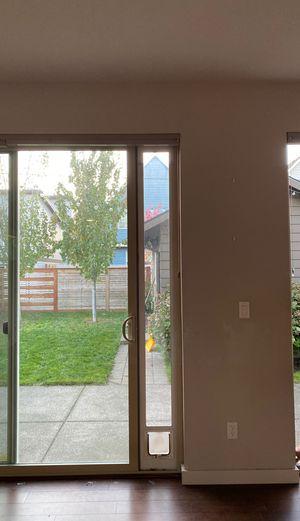 Cat door slider insert for Sale in Portland, OR