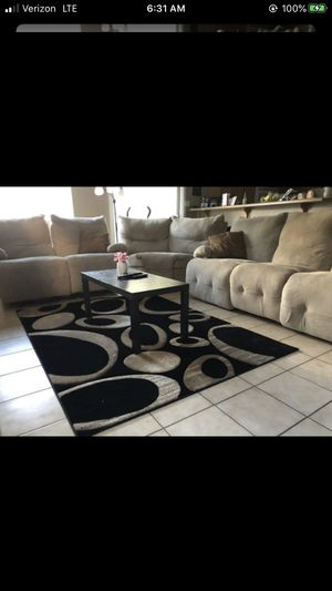 3 Piece Reclining Couch Set for Sale in Glendale, AZ