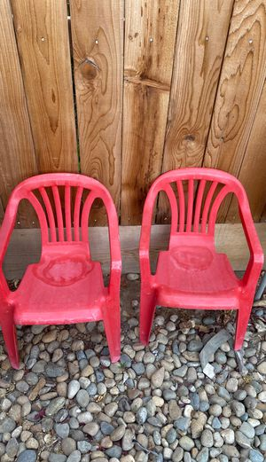 Kids chairs for Sale in Fresno, CA