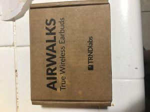 Airwalks True Wireless Earbuds for Sale in Azusa, CA