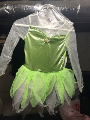 Kids tinkerbell Halloween costume for Sale in East Islip, NY