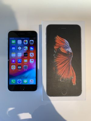 IPHONE 6S PLUS 128GB GSM UNLOCKED for Sale in Mundelein, IL