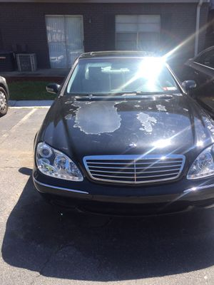 2000 Mercedes S430 Selling for parts ( Rims 800 if interested) for Sale in Forest Park, GA
