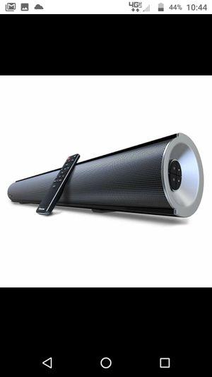 Bluetooth Sound Bar for Sale in Park Ridge, IL