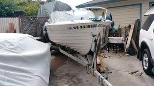 1964 renell ski\fishing boat runs floats for Sale in Woodbridge, CA