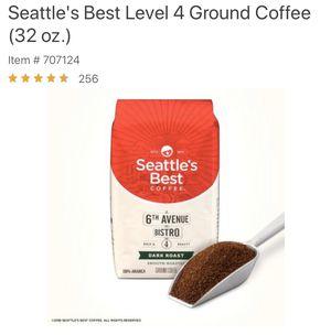 Seattle's best coffee for Sale in Pomona, CA