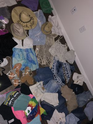 Teenage girl clothes bundle A TON for Sale in Denver, CO