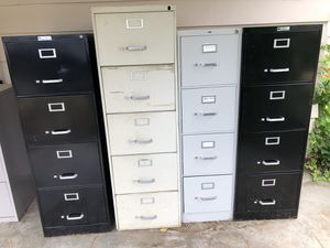 File Cabinets for Sale in Kent, WA