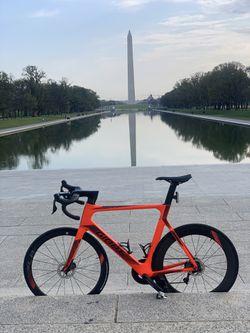 Road bike Giant Propel Advanced size XL (61cm) for Sale in Hialeah, FL