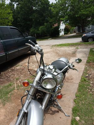 Honda V-Twin 650 motorcycle for Sale in Grand Prairie, TX