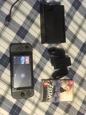Nintendo switch for Sale in Wake Forest, NC