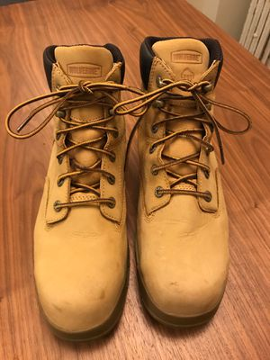 Wolverine Mens 10.5 Steel Toed Boots for Sale in Seattle, WA