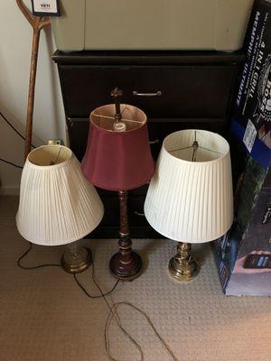 Lamps for Sale in Blacksburg, VA
