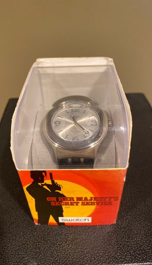 Swatch watch 007 RARE for Sale in Lakewood, CA