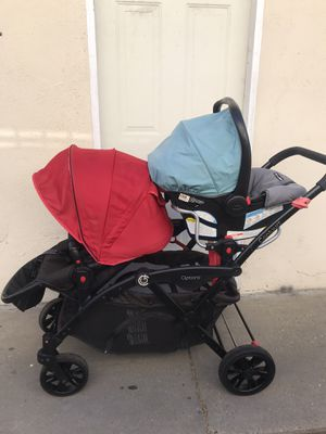 DOUBLE STROLLER CONTOURS for Sale in Torrance, CA