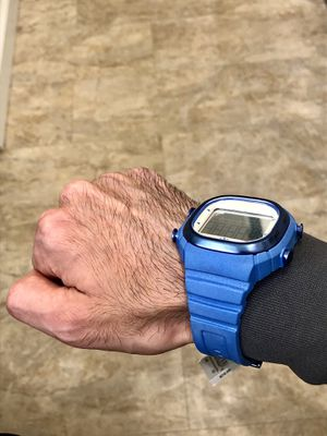 Adidas Men's Blue / Off White Edition Sport Chronograph Watch for Sale in Queens, NY