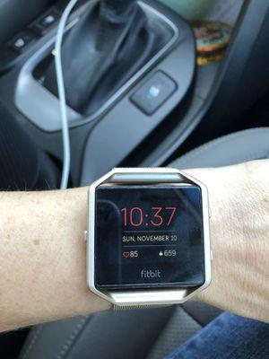 Fitbit Blaze smart watch for Sale in Phoenix, AZ