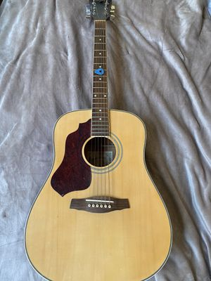 Ibanez left handed acoustic guitar for Sale in Monterey, CA