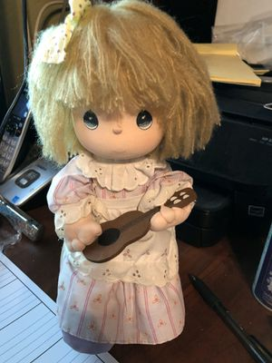 Precious Moments musical doll for Sale in Glendale, AZ
