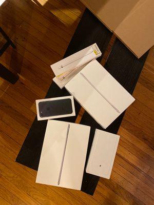 Apple (iPhone, iPad, Apple Pencil) boxes for Sale in Tucson, AZ