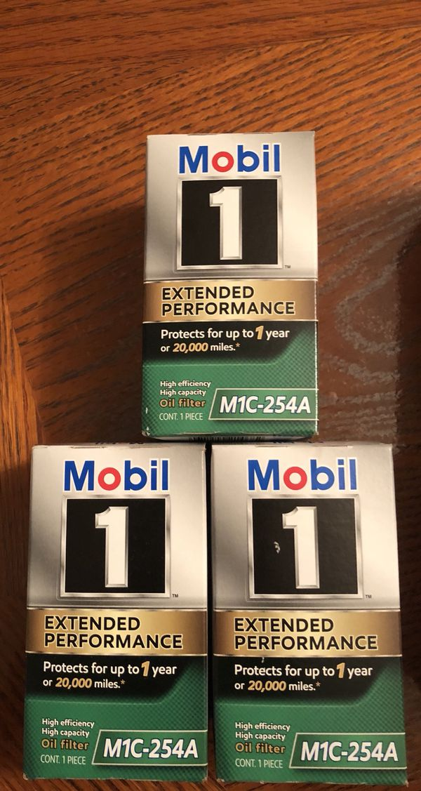 Various Mobil 1 oil Filters for Sale in Pittsburgh, PA - OfferUp