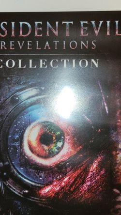 Resident Evil Revelations Collection for Sale in Bellevue,  WA