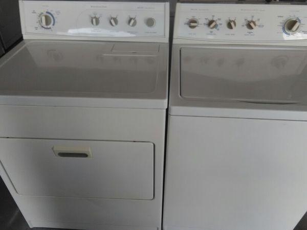 Kitchenaid Washer And Dryer Set For In Orlando Fl Offerup