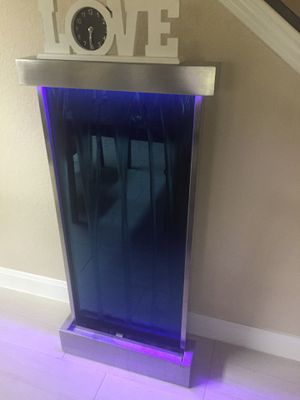 Indoor water fountain for Sale in Marble Falls, TX