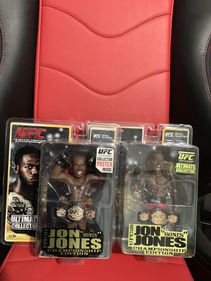 UFC Jon Jones Action Figure for Sale in City of Industry, CA