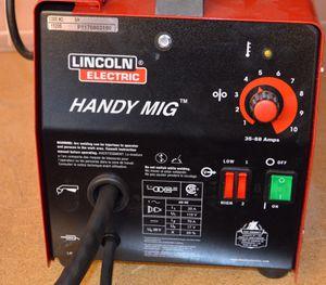 Lincoln handy mig welder for Sale in Abilene, TX
