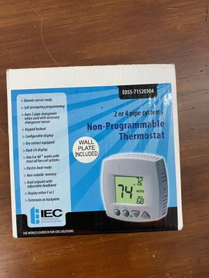 IEC Thermostat for Sale in Houston, TX