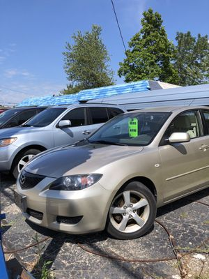 2006 Mazda 3 with only 47K miles 06 Mazda3 for Sale in Cleveland, OH