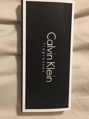 Calvin Klein Travel Perfumes (variety pack) for Sale in Tampa, FL