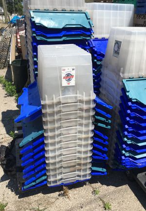Storage containers for Sale in Detroit, MI
