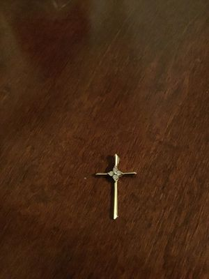 Beautiful cross with diamonds for Sale in Antioch, CA