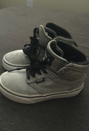 VANS HIGH TOPS TODDLER 10.5c for Sale in Oceanside 67f02a01b