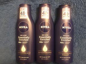 Nivea bundle for Sale in Fall River, MA