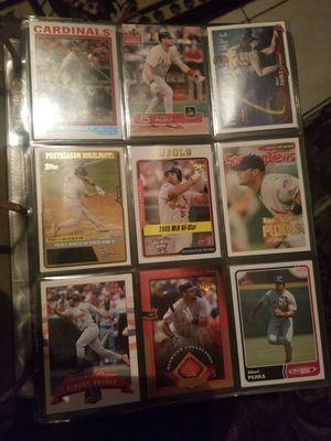 Albert Pujols baseball cards for Sale in Long Beach, CA