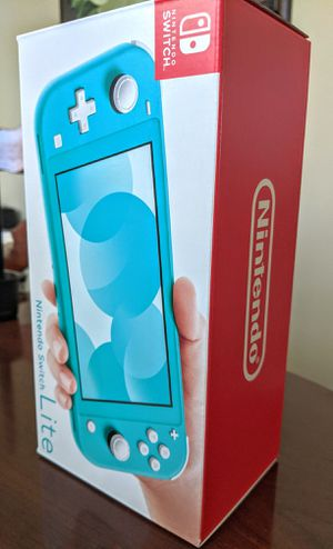 Brand new Nintendo Switch Lite for Sale in Leander, TX