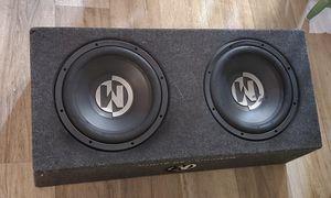 Memphis Car Audio Sound Box for Sale in Haines City, FL