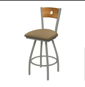 Holland Bar Stool Co XL 830 Voltaire 36 in. Faux Leather Swivel Extra Tall Bar Stool for Sale in Indianapolis, IN