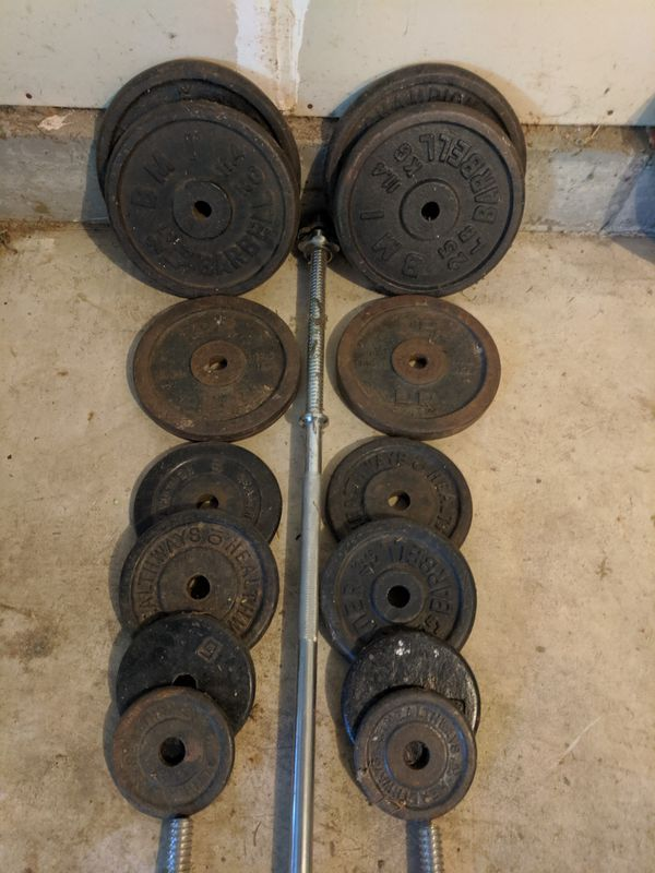 Complete Weight Set