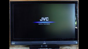 "JVC LCD 37"" TV 1920x1080 Full HD for Sale in NO POTOMAC, MD"